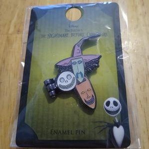 Loungefly Disney nightmare before Christmas pin